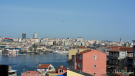 Looking back over the Golden Horn from the western side of Istanbul.