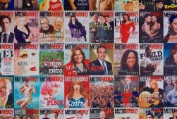 Metro Weekly, a history of gay coverage.