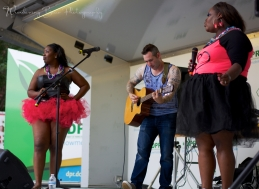 Eric Himan and the Soultre' Singers headline the Dupont stage.
